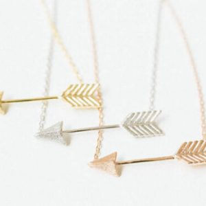 arrow necklace combination