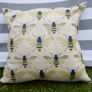 effie botanical bee cushion main