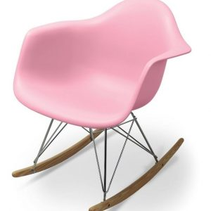 children's rocking chair pink